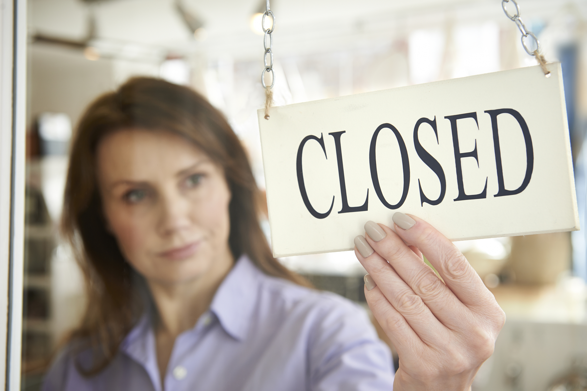 When a business closes, a liquidation service can help get rid of physical assets